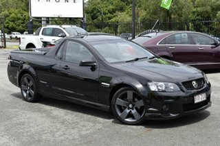 2011 Holden Commodore VE II SV6 Black 6 Speed Automatic Utility.