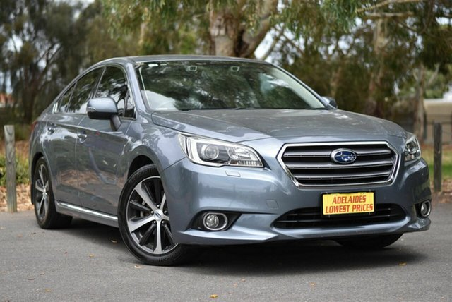 Used Subaru Liberty B6 MY15 3.6R CVT AWD Melrose Park, 2015 Subaru Liberty B6 MY15 3.6R CVT AWD Grey 6 Speed Constant Variable Sedan