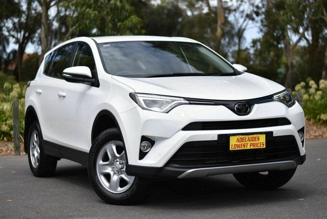 Used Toyota RAV4 ZSA42R MY14 GX 2WD Melrose Park, 2015 Toyota RAV4 ZSA42R MY14 GX 2WD White 7 Speed Constant Variable Wagon