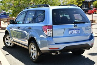 2011 Subaru Forester S3 MY11 X AWD Blue 4 Speed Sports Automatic Wagon.
