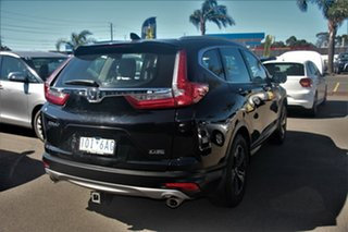 2018 Honda CR-V RW MY18 VTi FWD Black 1 Speed Constant Variable Wagon