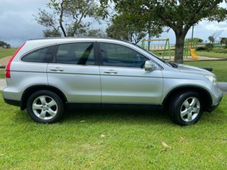 2006 Honda CR-V RD MY2006 Sport 4WD Silver 5 Speed Automatic Wagon.