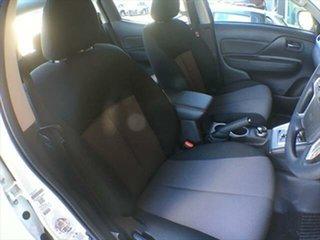 2020 Mitsubishi Triton MR MY21 GLX+ Double Cab White 6 Speed Sports Automatic Utility