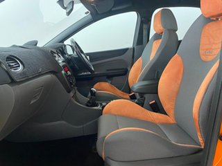 2010 Ford Focus LV XR5 Turbo Orange 6 Speed Manual Hatchback