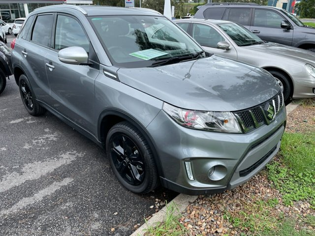 Used Suzuki Vitara LY S Turbo 2WD Maitland, 2018 Suzuki Vitara LY S Turbo 2WD Grey 6 Speed Sports Automatic Wagon