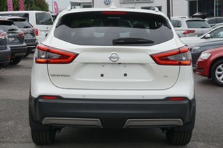 2019 Nissan Qashqai J11 Series 2 Ti X-tronic White 1 Speed Constant Variable Wagon