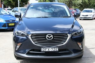 2016 Mazda CX-3 DK Akari (FWD) Deep Crystal Blue 6 Speed Automatic Wagon