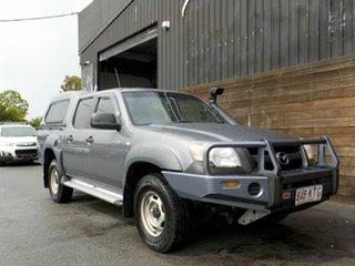 2007 Mazda BT-50 UNY0E3 DX 4x2 Grey 5 Speed Manual Utility.