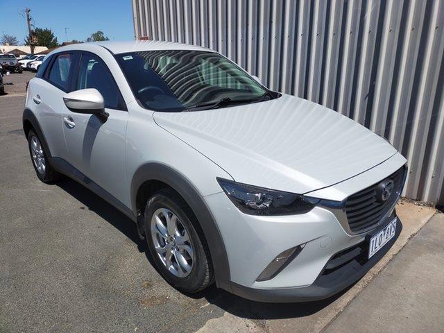 Used Mazda CX-3 DK2W7A Maxx SKYACTIV-Drive Horsham, 2017 Mazda CX-3 DK2W7A Maxx SKYACTIV-Drive 6 Speed Sports Automatic Wagon