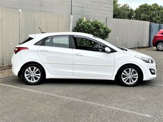 2012 Hyundai i30 GD Elite White 6 Speed Sports Automatic Hatchback