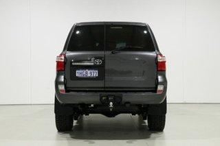 2018 Toyota Landcruiser VDJ200R MY16 GX (4x4) Grey 6 Speed Automatic Wagon