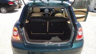 2007 Mini Hatch R56 Cooper Chilli Green 6 Speed Sports Automatic Hatchback