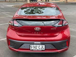 2020 Hyundai Ioniq AE.V4 MY21 electric Premium Fiery Red 1 Speed Reduction Gear Fastback