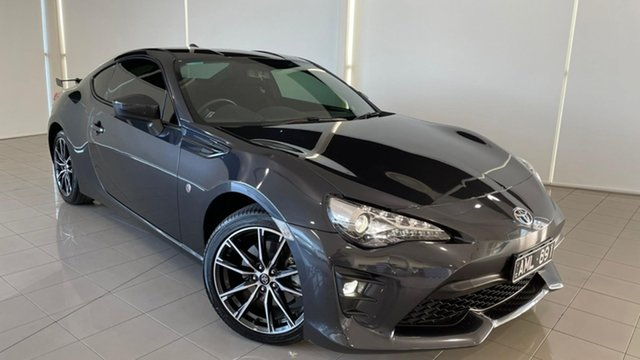 Used Toyota 86 ZN6 GTS Deer Park, 2017 Toyota 86 ZN6 GTS Grey 6 Speed Sports Automatic Coupe