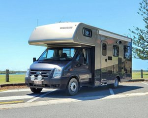 2007 Diesel Ford Transit Bronze Campervan 2WD