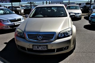 2006 Holden Statesman WM Fawn 6 Speed Sports Automatic Sedan.