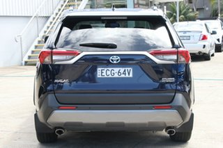 2019 Toyota RAV4 Axah54R Cruiser eFour Saturn Blue 6 Speed Constant Variable Wagon