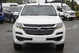 2017 Holden Colorado RG MY17 LS Pickup Crew Cab 4x2 Summit White 6 Speed Sports Automatic Utility