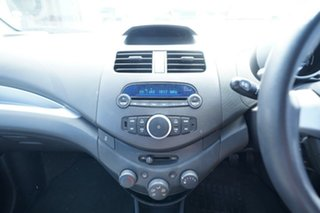 2010 Holden Barina TK MY11 Silver 5 Speed Manual Hatchback
