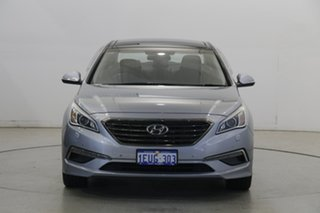 2015 Hyundai Sonata LF Premium Polished Metal 6 Speed Sports Automatic Sedan.