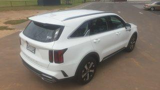 2020 Kia Sorento MQ4 MY21 Sport AWD Clear White 8 Speed Sports Automatic Dual Clutch Wagon