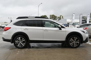 2019 Subaru Outback B6A MY19 2.5i CVT AWD Premium White 7 Speed Constant Variable Wagon