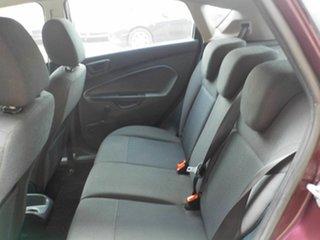 2010 Ford Fiesta WS CL Purple 5 Speed Manual Hatchback