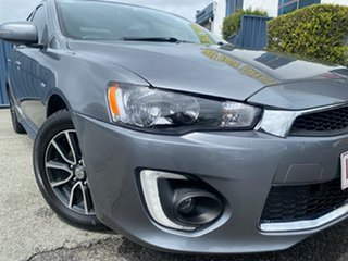 2017 Mitsubishi Lancer CF MY17 ES Sport Titanium 6 Speed Constant Variable Sedan.