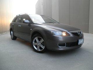 2007 Mazda 6 GY1032 MY07 Sports Titanium Grey 5 Speed Automatic Wagon.