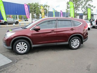 2013 Honda CR-V Red 4 Speed Automatic Wagon