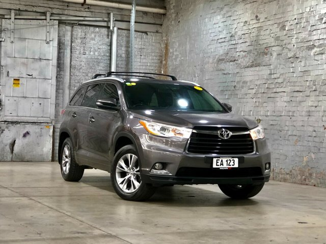 Used Toyota Kluger GSU50R GXL 2WD Mile End South, 2014 Toyota Kluger GSU50R GXL 2WD Grey 6 Speed Sports Automatic Wagon