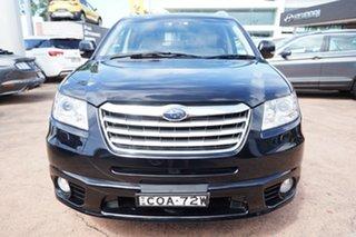 2012 Subaru Tribeca MY12 3.6R Premium (7 Seat) Black 5 Speed Auto Elec Sportshift Wagon