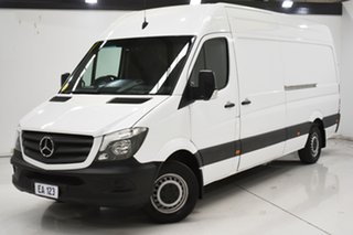 2018 Mercedes-Benz Sprinter 906 MY14 313CDI LWB Hi Roof White 7 Speed Automatic Van.