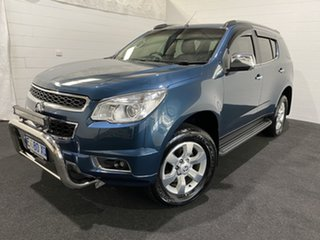 2016 Holden Trailblazer RG MY17 LTZ Blue Mountain/4aa 6 Speed Sports Automatic Wagon
