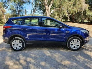 2014 Ford Kuga TF MkII Ambiente Blue Sports Automatic Wagon.