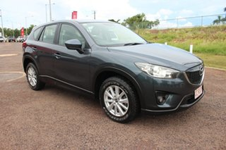 2012 Mazda CX-5 KE1021 Maxx SKYACTIV-Drive AWD Sport Blue 6 Speed Sports Automatic Wagon.