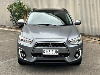 2014 Mitsubishi ASX XB MY15 XLS 2WD Titanium 6 Speed Constant Variable Wagon