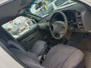 2006 Nissan Patrol White 5 Speed Manual Utility.