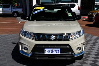 2020 Suzuki Vitara LY Series II 2WD Ivory & Black 5 Speed Manual Wagon