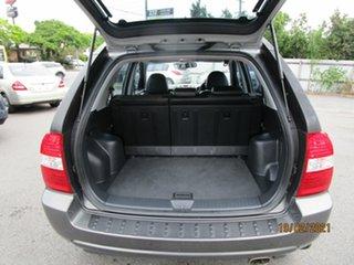 2007 Kia Sportage KM LX (FWD) Silver 4 Speed Tiptronic Wagon.