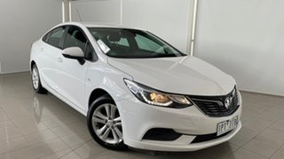 2017 Holden Astra BL MY17 LS+ White 6 Speed Sports Automatic Sedan.