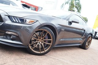 2016 Ford Mustang FM Fastback GT 5.0 V8 Grey 6 Speed Automatic Coupe.
