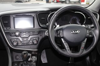 2012 Kia Optima TF MY13 Platinum Silver 6 Speed Sports Automatic Sedan