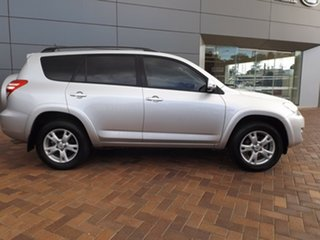2011 Toyota RAV4 ACA38R MY11 Cruiser 4x2 Silver 5 Speed Manual Wagon.
