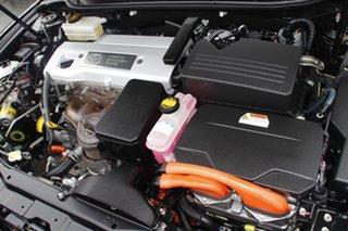 2011 Toyota Camry AHV40R Hybrid Luxury Black Mica Metallic 1 Speed Constant Variable Sedan Hybrid