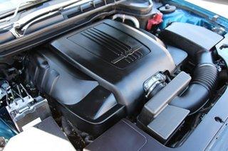 2011 Holden Commodore VE II MY12 SV6 Blue Metallic 6 Speed Automatic Sedan