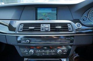 2010 BMW 535i F10 Silver 8 Speed Automatic Sedan