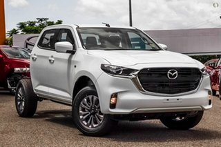 2020 Mazda BT-50 TFR40J XT 4x2 White 6 Speed Sports Automatic Cab Chassis.