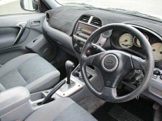 2001 Toyota RAV4 ACA21R Edge White 4 Speed Automatic Wagon.