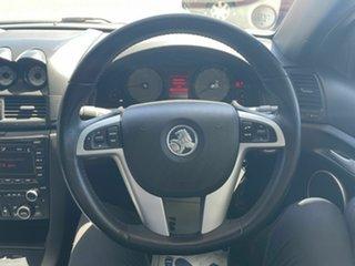 2009 Holden Commodore VE MY09.5 SS-V Red 6 Speed Manual Sedan